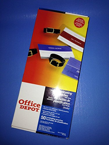 office-depot-id-card-luggage-tag-hot-laminating-pouches-slotted-with-strap-50pcs
