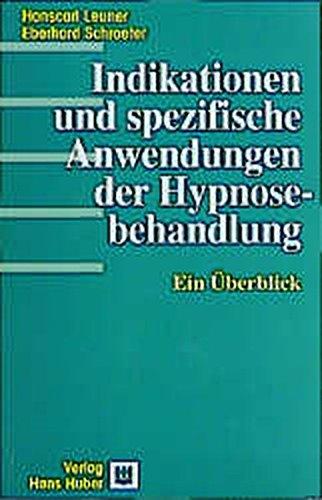 Indikationen und spezifische Anwendungen der Hypnosebehandlung: Ein Überblick