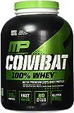 Muscle Pharm Combat 100% Whey Protein Powder, Vanilla, 5 Pound