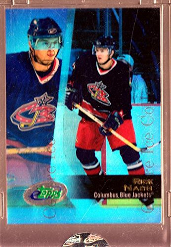 (CI) Rick Nash Hockey Card 2002-03 Topps E-Topps 39 Rick Nash