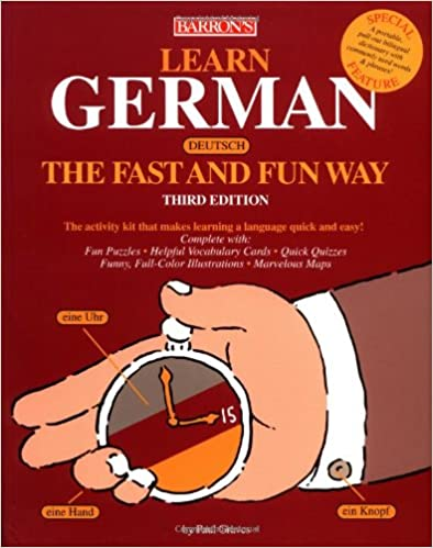 Fast In German >> Amazon Com Learn German The Fast And Fun Way Fast And Fun Way