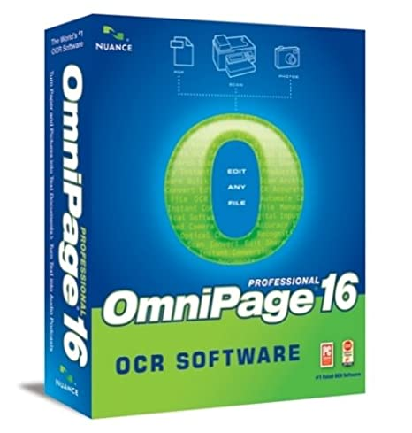 omnipage 16