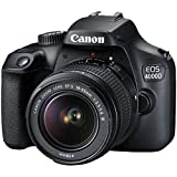 Canon EOS 4000D / Rebel T100 DSLR Camera with