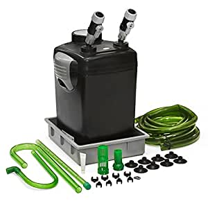 Best Choice Products Fish Canister External 3 Stage Filter Pump for Aquarium Pond Pump Fish Tank