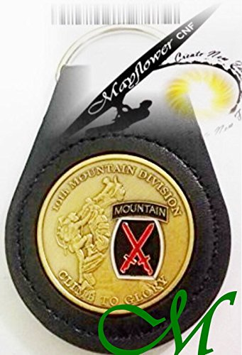 mayflower-cnf-coin-and-holder-10th-mountain-division-salute-to-our-heroes-fight-for-our-freedom-limi