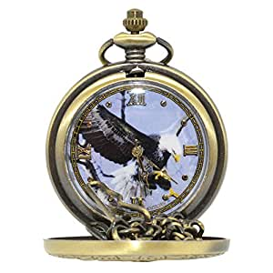 Eagle Pocket Watch P-302