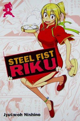 Download Steel Fist Riku, Vol. 3 ebook