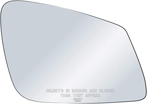Left Hand Passenger Side BMW 2 Series F22 F23 2013-2018 Convex Wing Mirror Glass