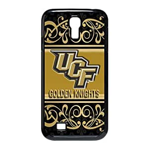 Cool Generic Custom Unique You Deserve Ncaa University of Central Florida Golden Knights Logo Plastic Case Cover for Samsung Galaxy S4 I9500