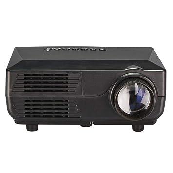 Proyector LED HD Mini Proyector Smart HD 720P Inicio: Amazon ...