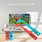 2 Pack Set Golf Clubs,Compatible with Mario Golf