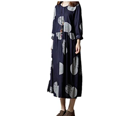 M//L Damen Strick Minikleid Longpulli gestreift Unifarben schwarz dunkelblau S//M
