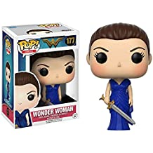 Funko Pop! DC Heroes Wonder Woman #177 (Blue Dress)