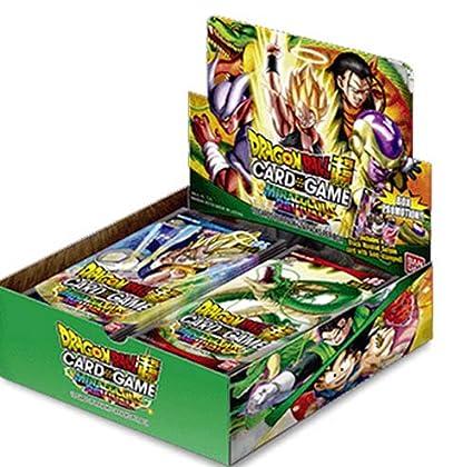 Dragon Ball Super TCG Series 5 Miraculous Revival Booster Box - 24 Packs