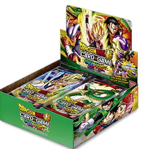 Dragon Ball Super TCG Series 5 Miraculous Revival Booster Box - 24 -