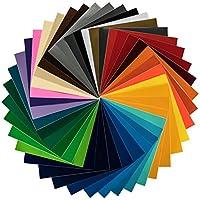 40 Sheets 12-12 Jumbo Bago Glossy Adhesive Vinyl