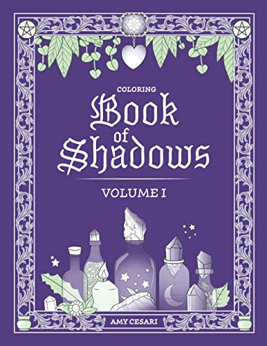 Coloring Book of Shadows]()