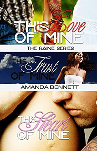 book cover of The Raine Series