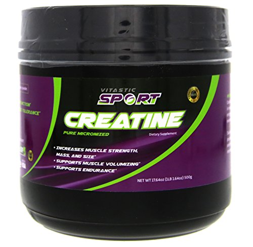 Vitastic Sport Creatine Powder 500g