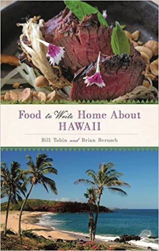 Book Food to Write Home About...Hawaii