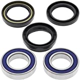 bearings front wheel