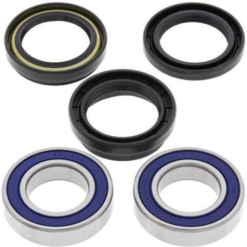 Grizzly Front (Front Wheel Bearings and Seals Kit Yamaha YFM350 Grizzly IRS 2007-2011)