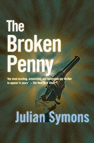 book cover of The Broken Penny