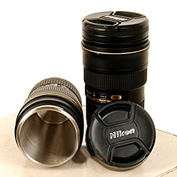Nikon Lens AFS Mm F Coffee Cup Mug Its A Model CUP - Nikon coffee cup lens