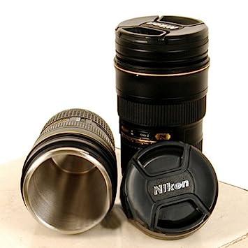Nikon Lens AF-S 24-70mm f/2.8 Coffee Cup Mug (It's