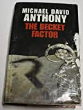 Front cover for the book The Becket Factor by Michael David Anthony