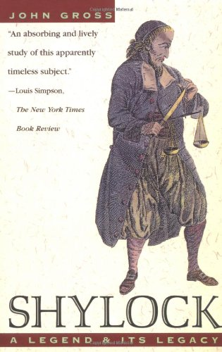 Shylock: A Slogan and Its Legacy