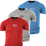 Grunt Style Freedom Pack 3-Pack Men's T-Shirts (Large) offers
