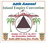 24th Inland Empire AA Convention CD set
