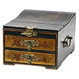 Oriental Furniture Small Jewelry Box