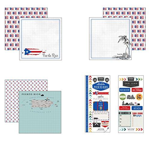 Scrapbook Customs Puerto Rico Adventure Scrapbook Kit ()