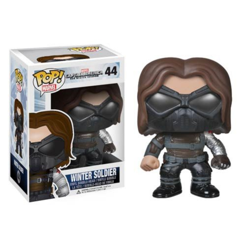 marvel funko winter soldier - 3