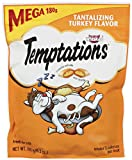 Temptations Classic Treats For Cats Tantalizing Turkey Flavor 6.3 Ounces (Pack Of 5)