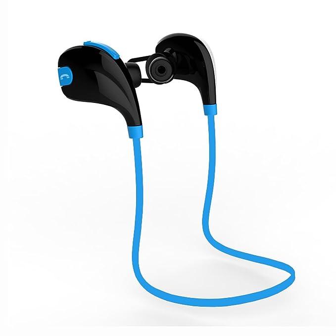 BOAS LC-777 inalámbrico Bluetooth 4,1 HD1080P estéreo auriculares ...