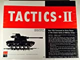 Avalon Hill Tactics II Realistic War Game Classic Game of Military Chess