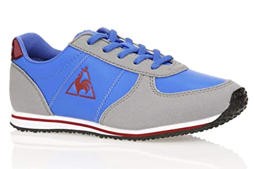 Le Coq Sportif - Zapatillas de Deporte de Otra Piel Unisex niños: Amazon.es: Zapatos y complementos