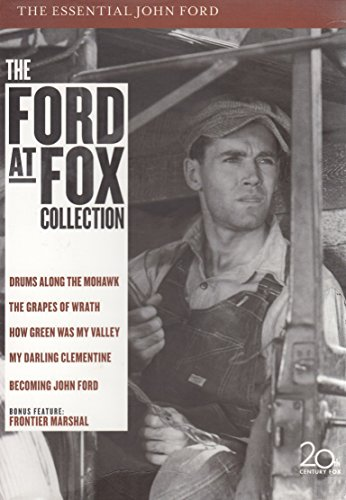 The Essential John Ford: Ford At Fox Collection (Frontier Marshal / My Darling Clementine / Drums Along the Mohawk / How Green Was My Valley / The Grapes of Wrath / Becoming John Ford)