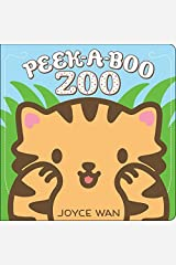 Peek-a-Boo Zoo by Joyce Wan(2015-06-30) Unknown Binding
