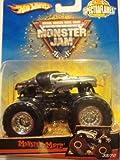 Hot Wheels Monster Jam Chrome Dalmation