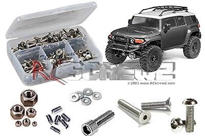 HPI092 - HPI Racing Venture FJ Cruiser Stainless Steel Screw Kit