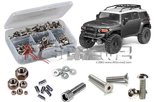 - HPI092 - HPI Racing Venture FJ Cruiser Stainless Steel Screw Kit