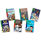 Oxford Reading Tree TreeTops Fiction: Level 12 More Pack B: Pack of 6