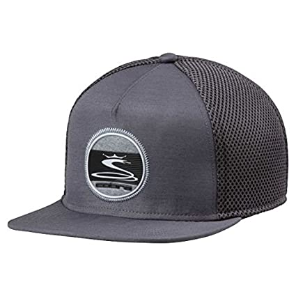 afbb7a738bb Amazon.com   Cobra Golf 2018 Patch Mesh Hat (Quiet Shade