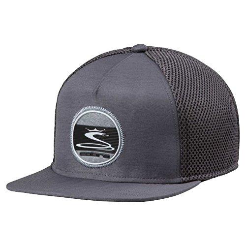 Cobra Golf 2018 Patch Mesh Hat (Quiet Shade, L/XL)
