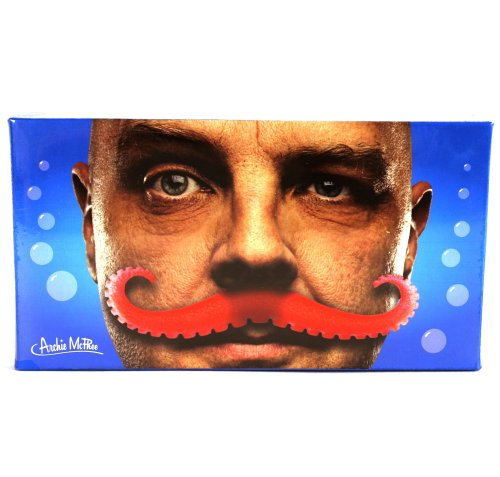 Tentacle Mustache Squid Novelty Disguise