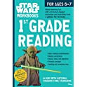 Star Wars Workbook: 1st Grade Reading (Paperback )